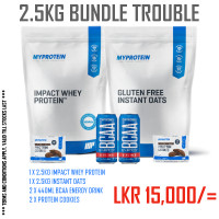 """2.5KG Impact Whey Protein """"DEAL"""""""