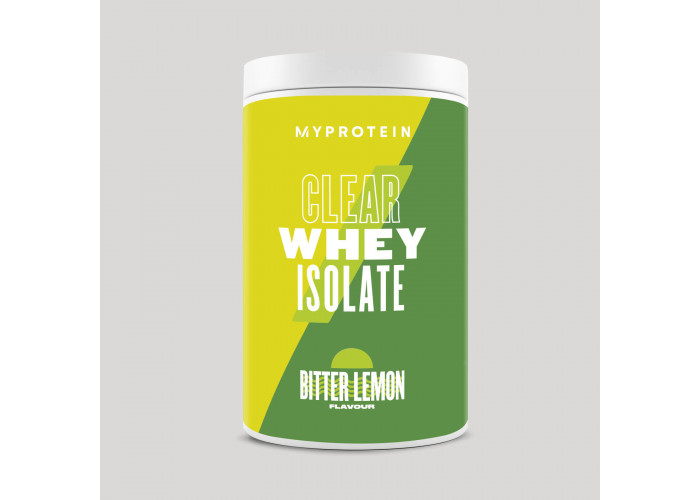 Clear Whey Isolate
