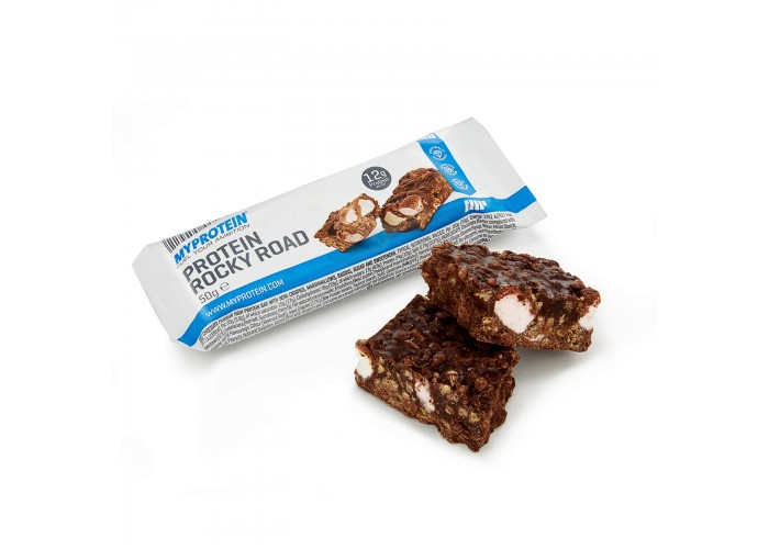 Protein Rocky Road