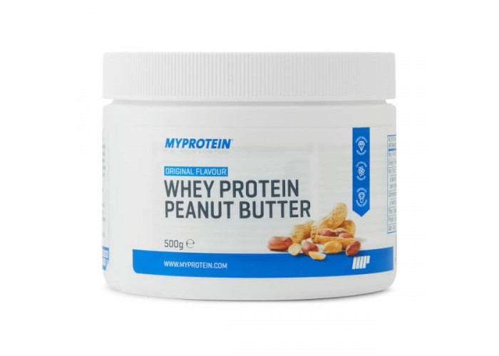 Whey Protein Peanut Butter